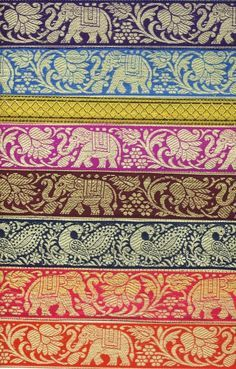 Elephant Pattern Wallpapers, Indian Prints, Indian Fabrics, Indian Elephant Motif, Elephant Wallpapers Iphone, Indian Elephant Wallpapers, Elephant Phones ...