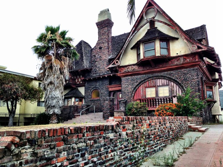 The Fitzgerald House West Adams Los Angeles This House