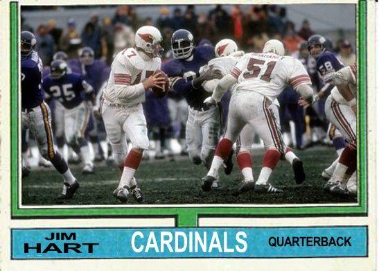 Jim Hart St. Louis Cardinals