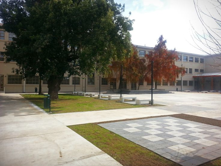 Liceo Marta Brunet / Chillán CHILE / PLAN Arquitectos / www.planarquitectos.cl