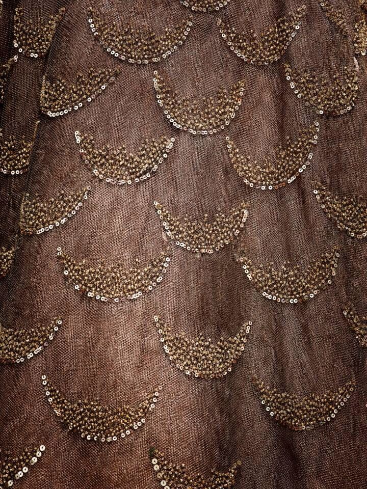 Dior 'Passage' dress, Autumn/winter 2014 #details