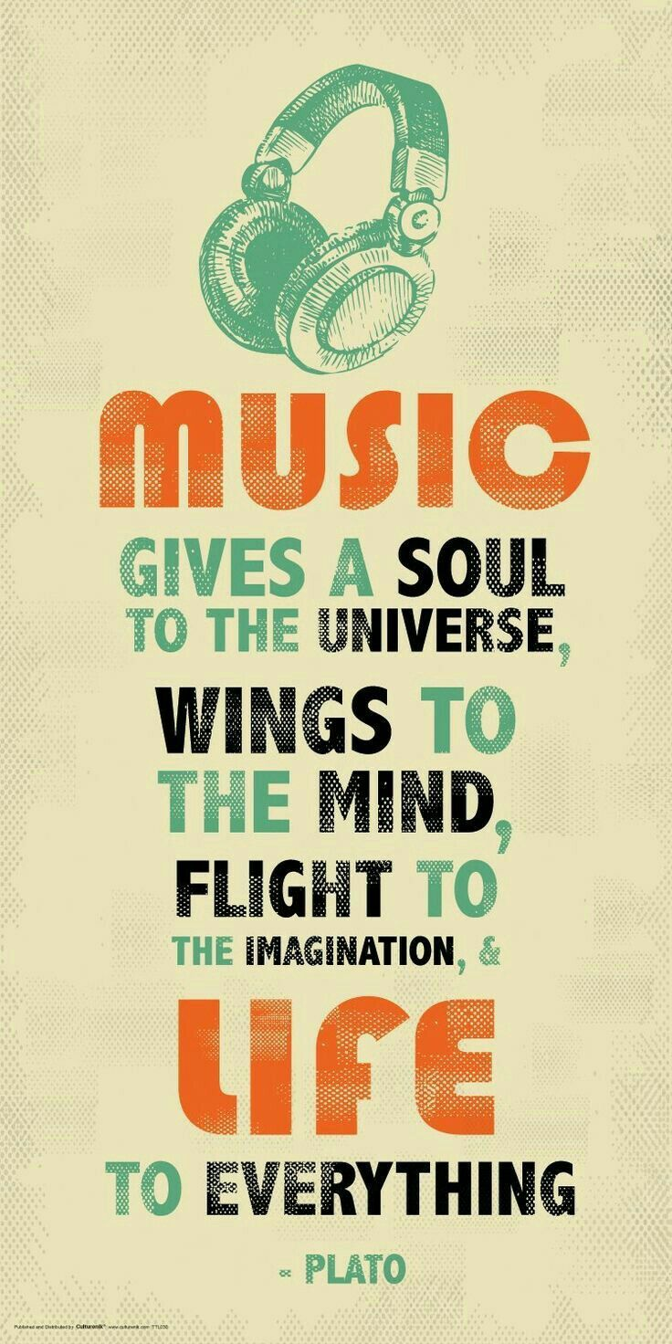 Rock and roll forever quotes quotesgram - Music Is Around Us All You Have To Do Is Listen