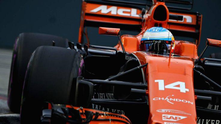 Un imperdible POV con Fernando Alonso...