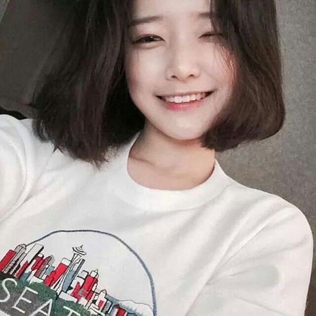 17 Best ideas about Korean Short Hair on Pinterest