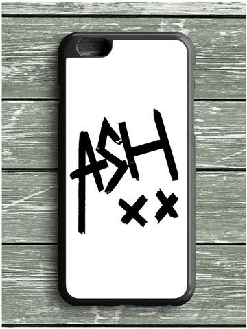 5sos Ashton Irwin Signature iPhone 6 Plus Case