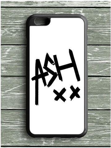 5sos Ashton Irwin Signature iPhone 6 Plus Case