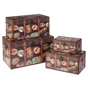 customised design large decorative storage trunks website wwwkingdefulcom email sales - Decorative Storage Trunks