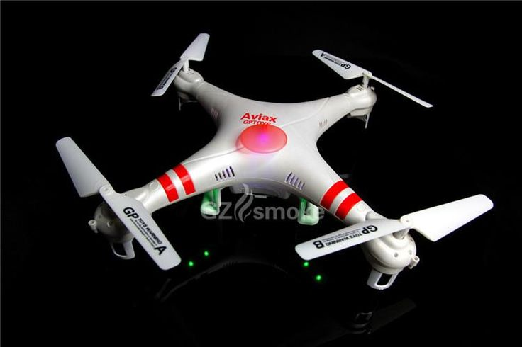 GPToys F2 Aviax 6-Axis 2.4GHz Remote Control Quadcopter with HD Camera LIKE DJI Phantom 2 Style LED Lights RC Helicopter Toys Online with $49.42/Piece on Gzsmoke's Store | DHgate.com