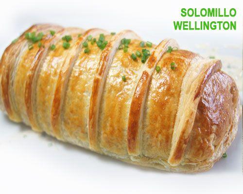 Solomillo wellington - karlos arguiñano