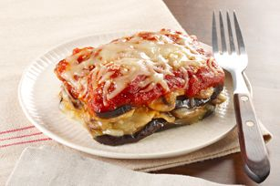 Eggplant Parmesan Recipe - Kraft Canada