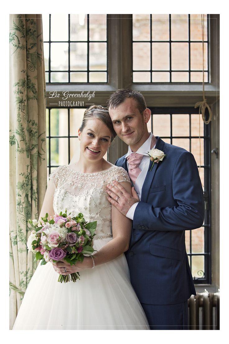Longstowe hall weddings make the most wonderful event ever - Bride And Groom Inside Longstowe Hall Cambridge Bride Groom Wedding Wedding Photography