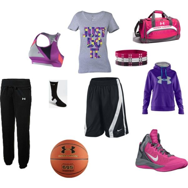 A fashion look from August 2012 featuring nike tees, under armour sportswear and nike activewear. Browse and shop related looks.
