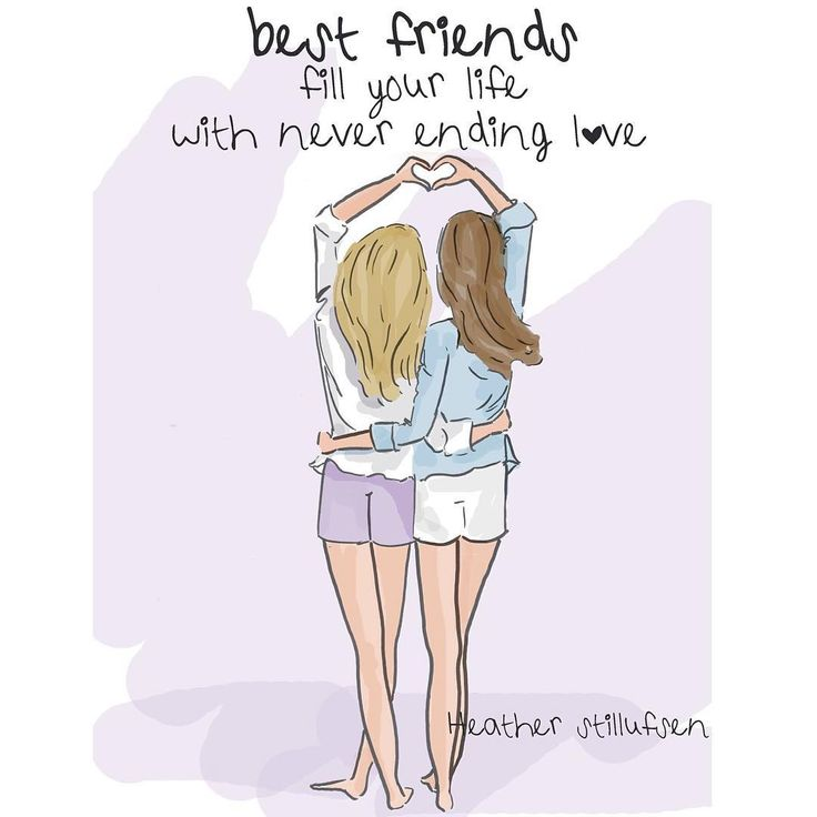 Terrific Best Friends Fill Your Life With Never Ending Lve Bff Funny Birthday Cards Online Drosicarndamsfinfo