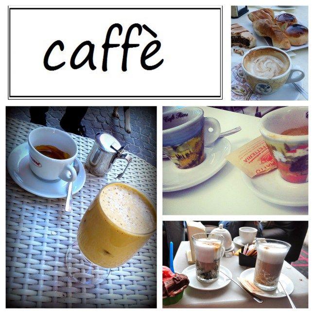 itanian coffee