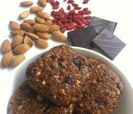 Recipe Healthy Mini Nut Cakes by rockfish - Recipe of category Baking - sweet
