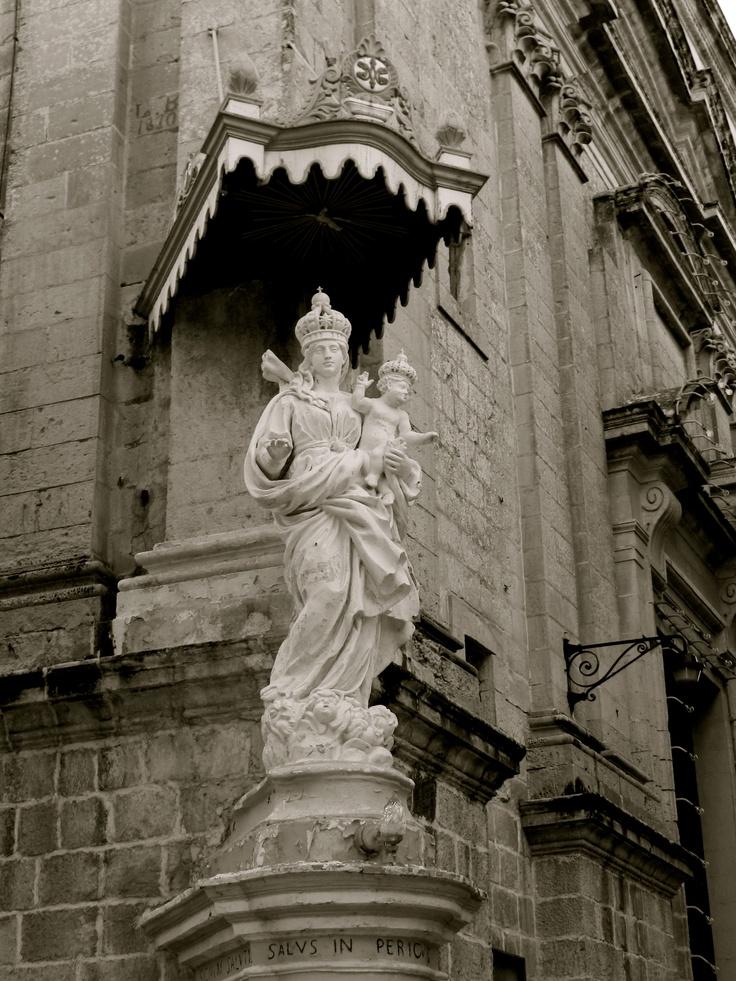 Christian art, Malta.
