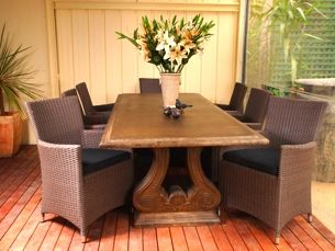 Outdoor Furniture Melbourne   Outdoor Table and Chairs   Aluminium Outdoor Furniture   Wicker Outdoor Furniture   Melbourne Australia