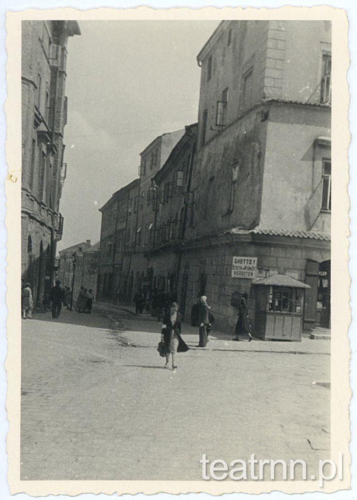 Róg Rynku i ulicy Grodzkiej