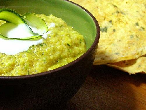 spiced zucchini soup | Mains, Sides & Soup | Pinterest
