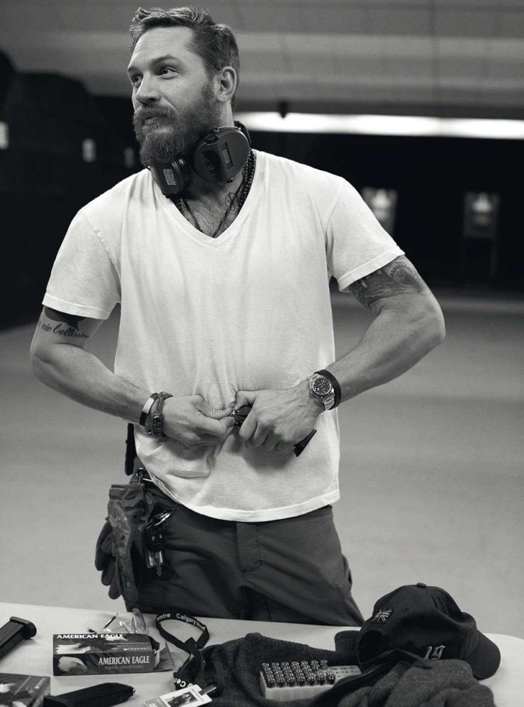 Promoting Mad Max: Fury Road, which hits theaters May 15, 2015, Tom Hardy covers the May 2015 edition of Esquire UK. Photographer Greg Williams catches up with the 37 year-old actor in Calgary, Canada for the shoot, which highlights Hardy's rugged appeal. Filming The Revenant, Hardy makes time for the men's magazine. Discussing Mad Max, …