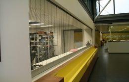 extra wide metal #roller shutter