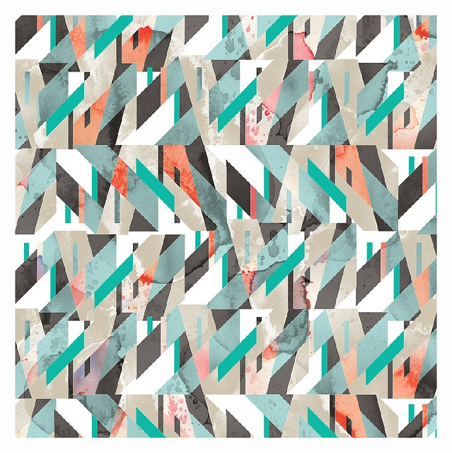 Pattern design by Elissa Rocabado.