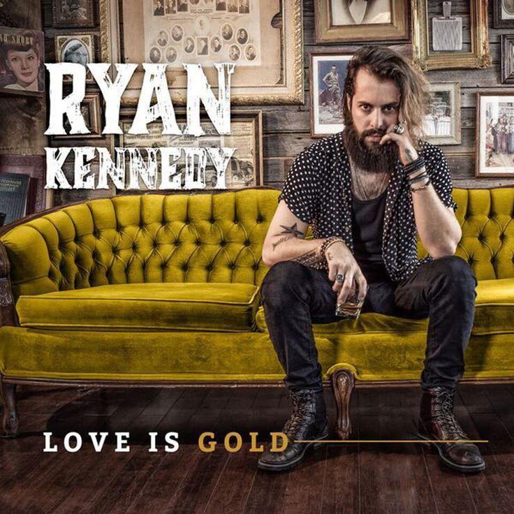 Love is Gold - Ryan Kennedy - Nombre de titres : 13 titres -   Référence : 00059840  #CD #Musique #Cadeau #Vacance #Chalet