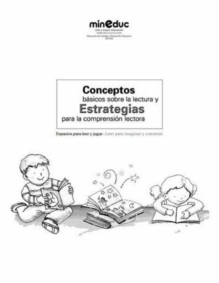 Conceptos basicos de la lectura y estrategias