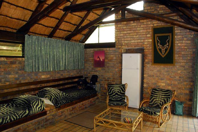 Interior of Bungalow at Berg-en-Dal