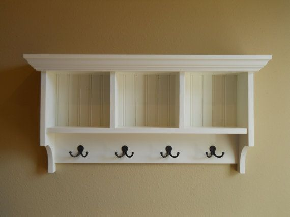 Cubby Shelf,Mud room shelf,  Wood Cubby, Cubby Storage, Cubby Organizer