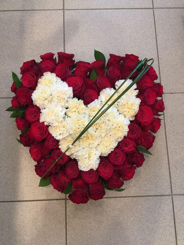 Hjerte til begravelse