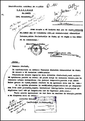 Doc. Chişinău 1941