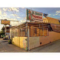El Zarape - Los Angeles, CA, United States. View from street.