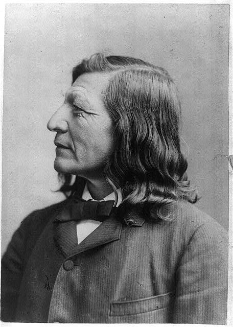 """""""The animals had rights - the right of a man's protection, the right to live, the right to multiply, the right to freedom, and the right to man's indebtedness - and in recognition of these rights the Lakota never enslaved an animal, and spared all life that was not needed for food and clothing."""" - Chief Luther Standing Bear - Oglala Sioux http://en.wikipedia.org/wiki/File:Luther_Standing_Bear.jpg"""