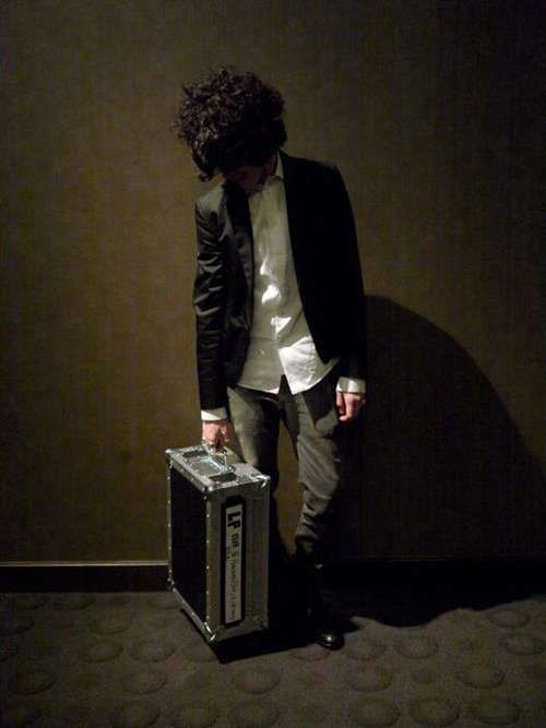 LP    Photo by: Tamzin Brown at  W Hotel, Seattle, WA