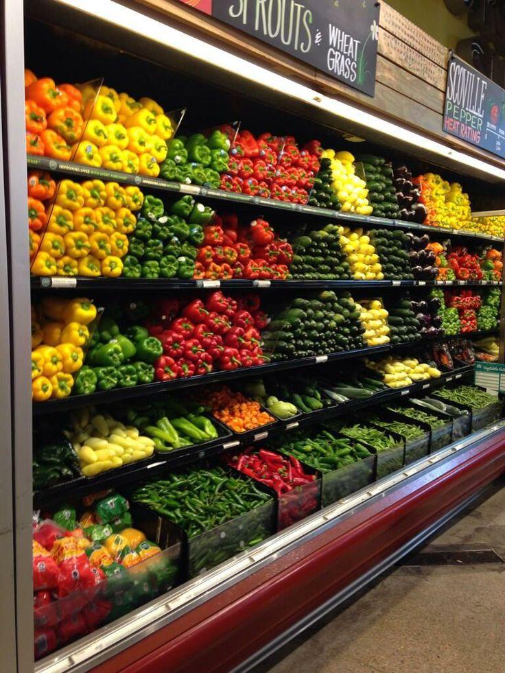 Whole Foods. Austin, TX.