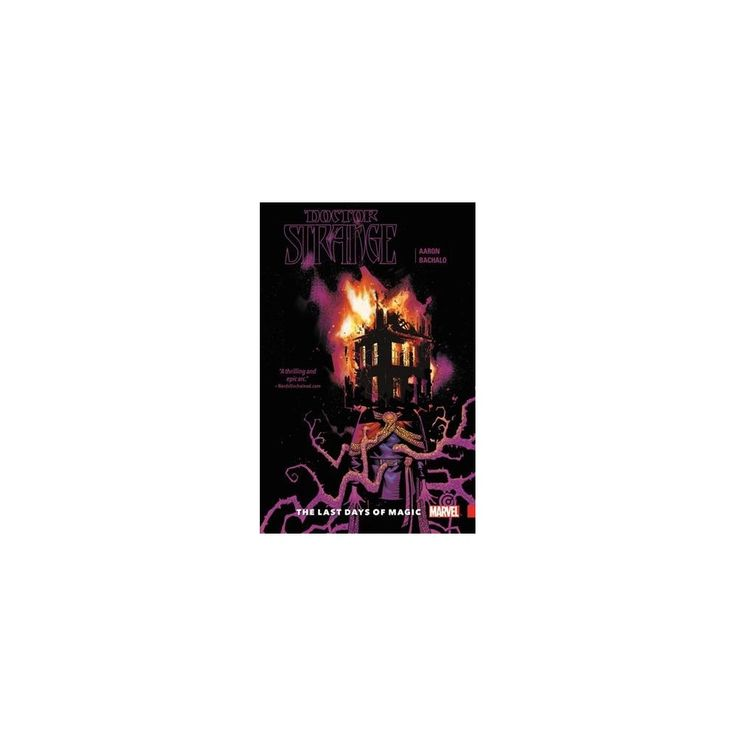 Doctor Strange 2 : The Last Days of Magic (Paperback) (Jason Aaron & Gerry Duggan & James Robinson)
