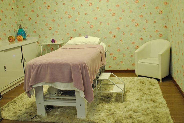 A decoração do Lob Center: uma experiência completa! - salão de beleza - decor - café - boutique de roupas - sala de espera - recepção - sala de massagem
