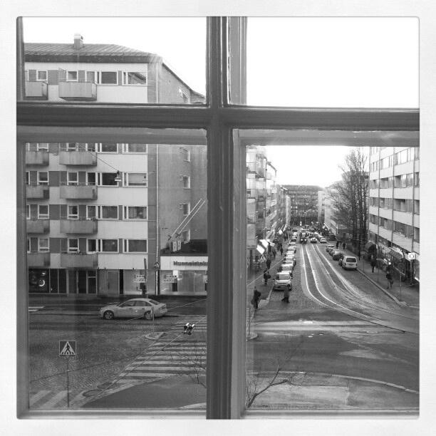 View from kallio kirjasto by santosh rajbhandari, via Flickr