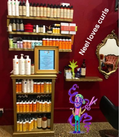 The product shelf is always re filled before we leave the salon . It's always nice to arrive in the morning and having the salon looking so fresh and ready to go ! #melbourne #neellovescurlsaustralia #neellovescurlssalon #neellovescurls #innersensevolume #innersenseorganichydrating #innersenseorganicbeauty #jessicurl #olaplex #curlcare #curlygirlbook #bestbeforeandafters #bestsalonmelbourne #bestcurlyhair #hydrated #australia #learning #fitzroy #399bbrunswickstreet  #wavyhair #afrokids…