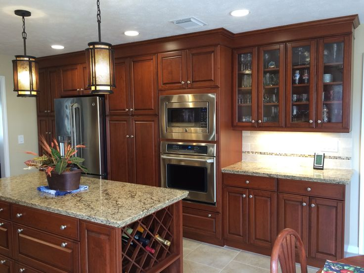 camp kitchen 2015 2 this traditional kitchen features custom brookhaven cabinets by wood mode