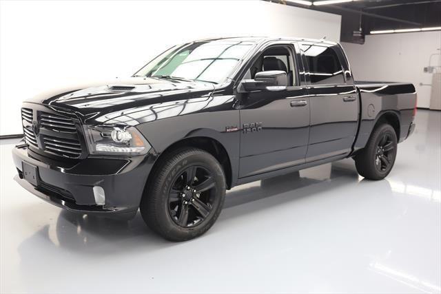 cool Amazing 2016 Dodge Ram 1500 Sport Crew Cab Pickup 4-Door 2016 DODGE RAM 1500 SPORT CREW HEMI SUNROOF NAV 13K MI! #389171 Texas Direct 2018 Check more at http://24carshop.com/cars-gallery/amazing-2016-dodge-ram-1500-sport-crew-cab-pickup-4-door-2016-dodge-ram-1500-sport-crew-hemi-sunroof-nav-13k-mi-389171-texas-direct-2018/