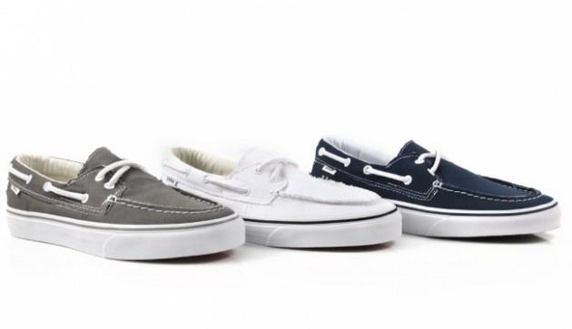 Vans Classics Zapato Del Barco (Wiosna 2012)