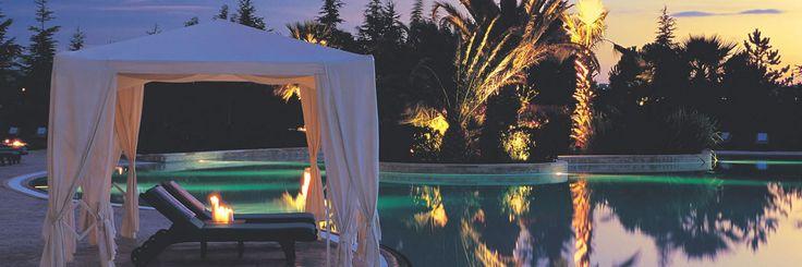 Pool Cabana at Hyatt Regency Thessaloniki