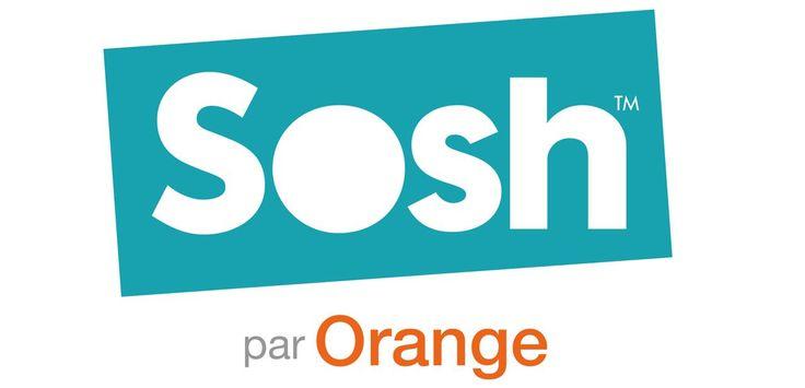 [Bon Plan] Forfait Sosh 20 Go de 4G : 9,99 € par mois pendant un an, via le code CHEZSOSH