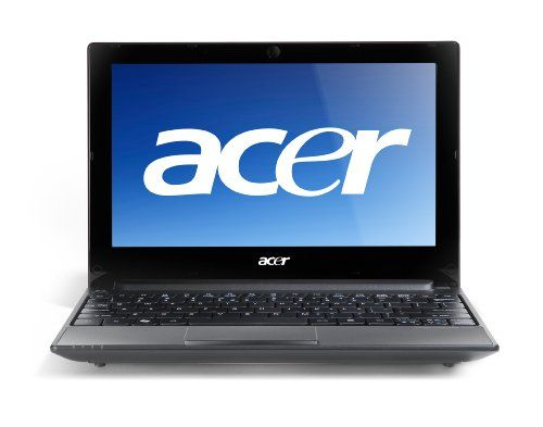 Acer Aspire One AOD255-2509 10.1-Inch Netbook (Diamond Black) The new Acer Aspire One AOD255 has a N450 single-core processor from Intel.  Engage in online activities easier and longer with up to 4-hours of battery life.. 10.1 Acer CrystalBrite LED display (1024 x 600 resolution) provides an optimal web browsing experience for great Internet productivity while on-the-go.. The Intel Atom N450 Proc... #Acer #Personal_Computer