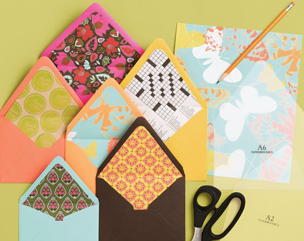 My paper stash envelope maker templates
