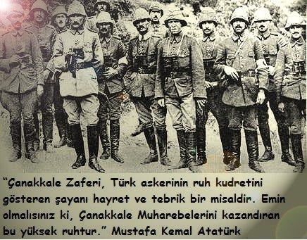 18 Mart Çanakkale Savaşı ve Zaferi