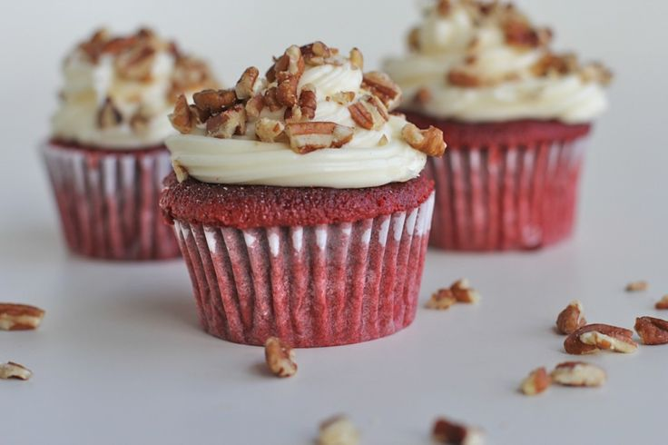 Easy Red Velvet Cupcakes ~ Moist, One Bowl Recipe | Divas Can Cook
