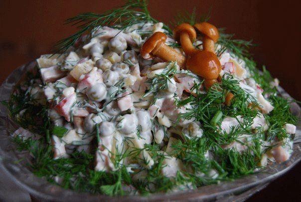 Salad «Danish»